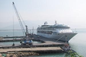 Nâng cấp Bến số 1 cảng Chân Mây lên 50.000 DWT