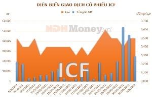 ICF đặt kế hoạch lợi nhuận tăng 1 lần so 2012