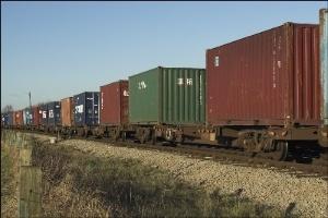 Gia tăng vận tải container bằng đường sắt