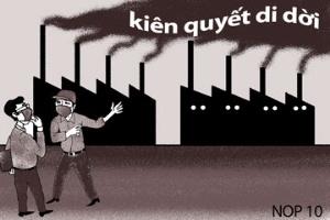 Khánh Hoà: Dân bao vây nhà máy thuốc lá Khatoco vì ô nhiễm