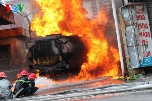 Trạm xăng cháy 2B Trần Hưng Đạo không có trong quy hoạch