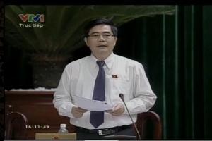 Bộ trưởng Bộ NN & PTNN: Tạm trữ lúa gạo chỉ là giải pháp tình thế