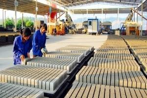 8 vấn đề để phát triển ngành vật liệu xây dựng