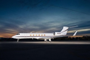 Chuyên cơ 40 triệu USD cho giới siêu giàu