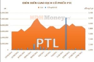 PTL: Cổ tức năm 2011 'hẹn' đến năm 2014