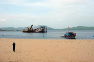 """Cảng Vân Phong sẽ gỡ """"gánh nặng"""" cho Vinalines"""