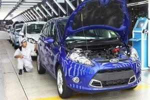 Ford chống lại thế độc tôn của xe Nhật ở thị trường Đông Nam Á