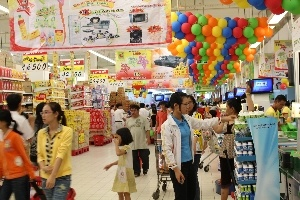 Tháng khuyến mại Hà Nội 2013: Dự kiến có 1000 điểm khuyến mại