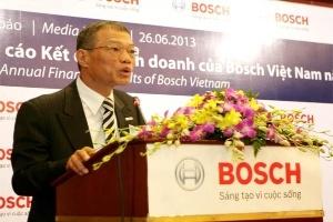 Doanh thu của Bosch tăng 40%