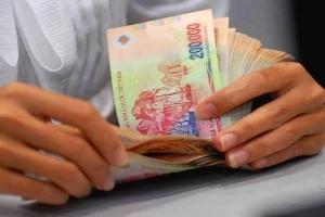 Từ 1/7/2013, tăng lương cơ sở lên 1.150.000 đồng/tháng