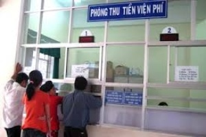 Giải đáp về tạm ứng viện phí khi nhập viện