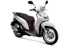 Honda ưu đãi cho khách hàng mua SH mode