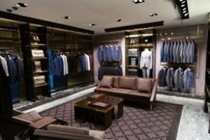 Cửa hàng nam giới đầu tiên tại Milan của Gucci