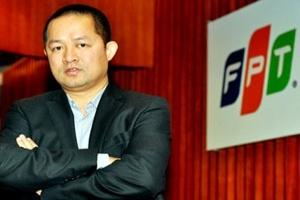 Ông Trương Đình Anh 'rút' khỏi FPT Online
