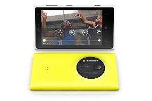 Nokia Lumia 1020 chính thức ra mắt với máy ảnh 41MP