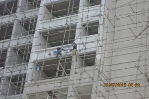 Tiến độ dự án Petrovietnam Landmark sau 1 năm đắp chiếu