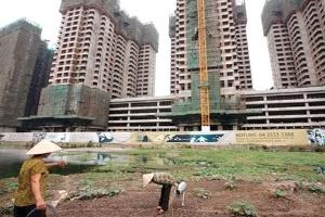 47 dự án đang nợ 3.231 tỷ tiền sử dụng đất