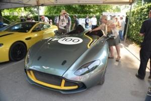 Ngắm các 'siêu xe' tại lễ hội Goodwood Festival of Speed 2013