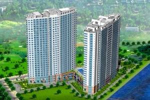 Hà Nội: Chung cư 700 triệu sắp bàn giao nhà