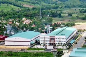 Thanh tra môi trường Công ty nguyên liệu thuốc lá Khatoco