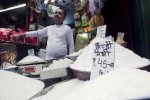 Giá đường ở Ấn Độ giảm mức thấp nhất trong 2 tuần