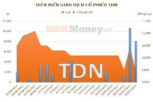 TDN lỗ hơn 51 tỷ đồng  trong quý II/2013
