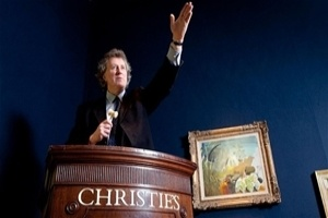 Christie's đạt mức doanh thu kỷ lục trong 6 tháng đầu năm 2013