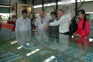 Phúc Long giao đất cho khách thuê trong khu công nghiệp