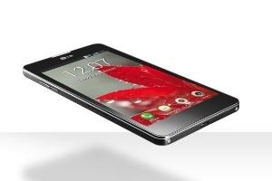 LG xác nhận thiết kế lạ trên smartphone G2