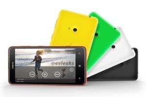 Lumia 625 - Windows Phone lớn nhất của Nokia lộ diện
