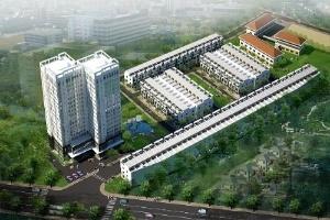 Quy hoạch khu dân cư Phú Lợi: Chú trọng đầu tư chung cư cao tầng