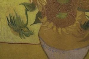Thưởng lãm nghệ thuật của Van Gogh qua tranh 3D