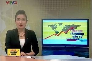 Bản tin tài chính đầu tư VTV4 ngày 25/07/2013