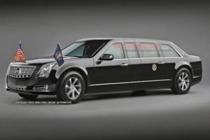 Lộ diện siêu xe mới cho Tổng thống Mỹ