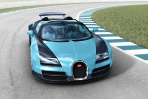 Ra mắt Bugatti Veyron Grand Sport Vitesse Jean-Pierre Wimille