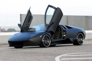 Giá tính phí trước bạ siêu xe Lamborghini Murcielago