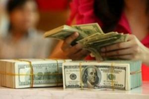 Giá USD tăng nhẹ trở lại