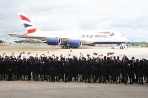 British Airways cung cấp cabin hạng sang trên A380