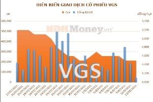 VGS: Lợi nhuận hợp nhất 6 tháng tăng 48,85% so với cùng kỳ