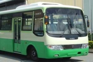 Samco sẽ sản xuất 300 xe bus dùng khí nén thiên nhiên