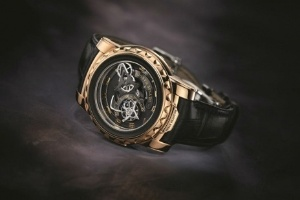 Đồng hồ không núm điều khiển Ulysse Nardin Freak Phantom