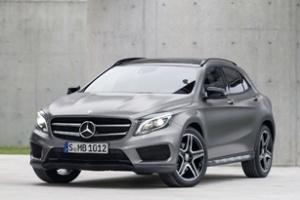 Mercedes-Benz GLA 2014 - Tiết kiệm và tiện dụng
