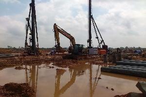 FCN nhận thêm gói thầu tại dự án của Samsung