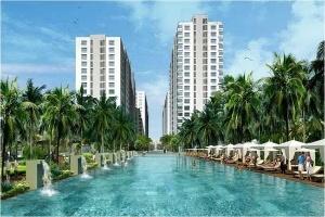 Mở bán căn hộ giá từ 12,1 - 16 triệu đồng/m2
