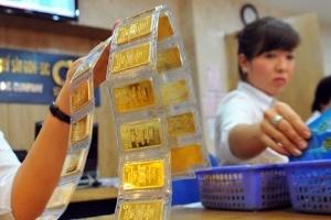 Phiên thứ 56: 19.700 lượng vàng đã được bán ra