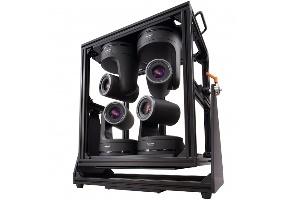 Hệ thống ghi hình siêu rộng 64:9 của Panasonic