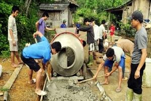 Doanh nghiệp chưa mặn mà đầu tư vào nông thôn mới