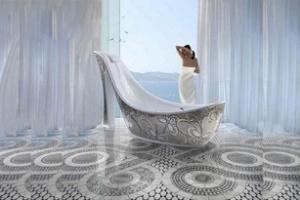 10 kiểu bồn tắm độc đáo