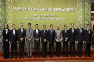 Không có tiến triển quan trọng ở đàm phán TPP thứ 19
