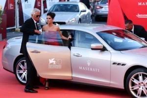 Maserati tại Liên hoan phim Venice lần thứ 70